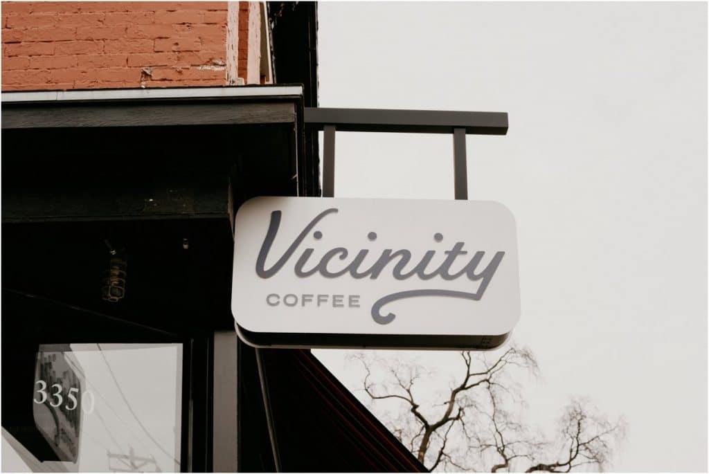 Vicinity Coffee Minneapolis