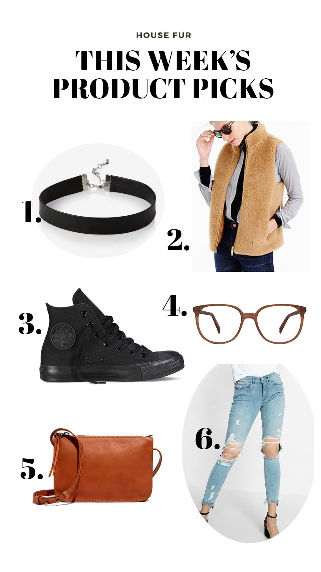 December fashion product picks