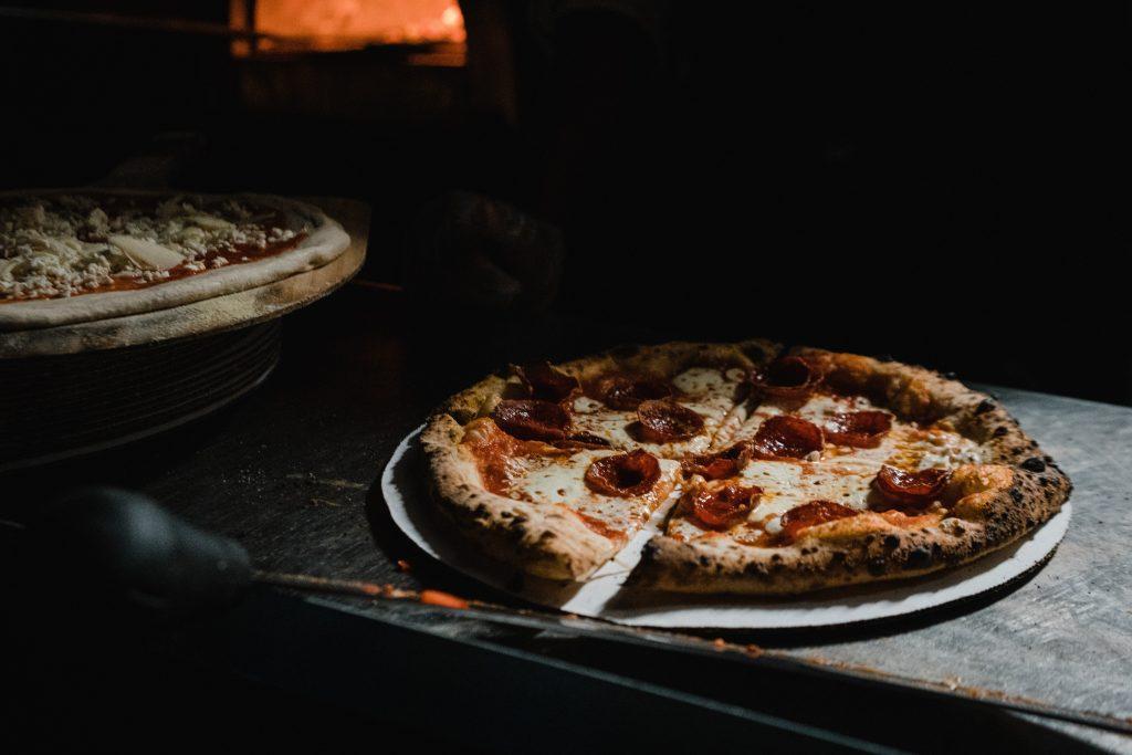 Classic Slice Pizza Bay View
