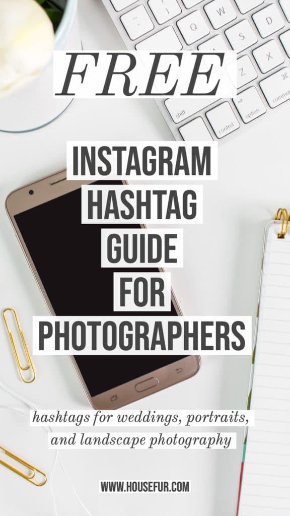 free instagram hashtag ebook