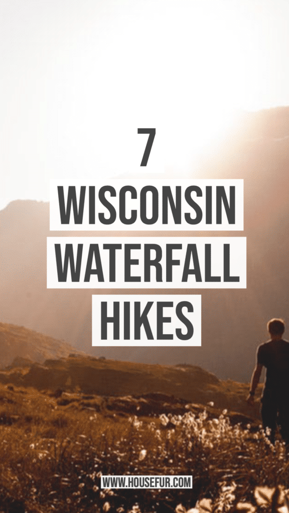 Wisconsin waterfall hikes