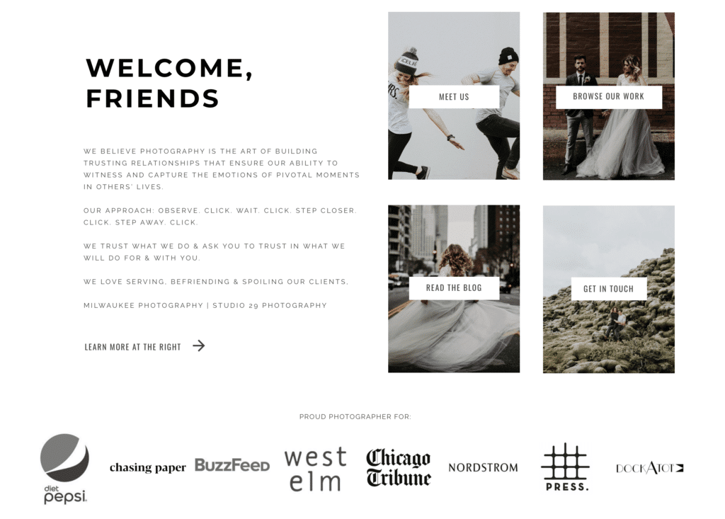 website design trends for creatives. Keeping Up With 2019 Website Design Trends