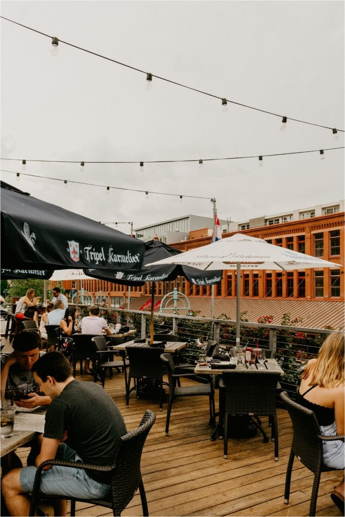 best milwaukee rooftop bars