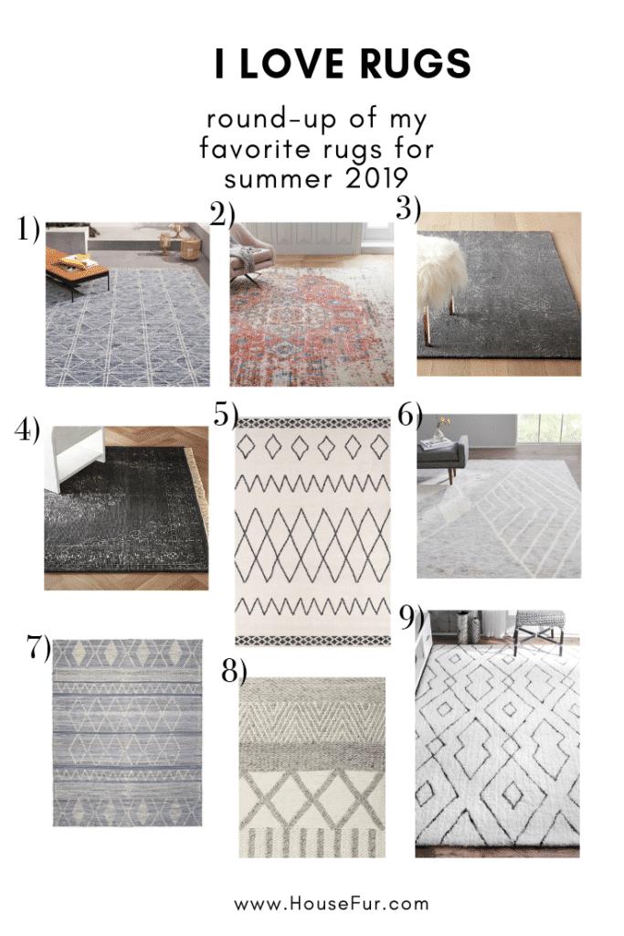 summer 2019 rugs
