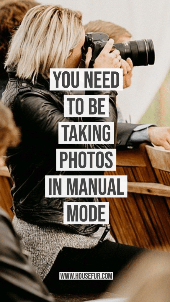 Taking Photos in Manual Mode