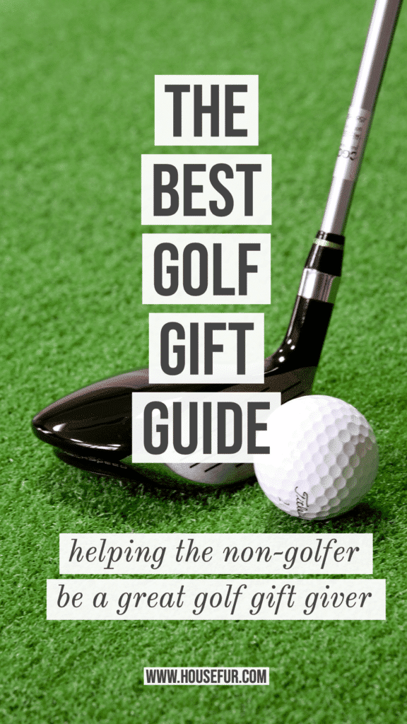 helping the non-golfer be a great golf gift giver