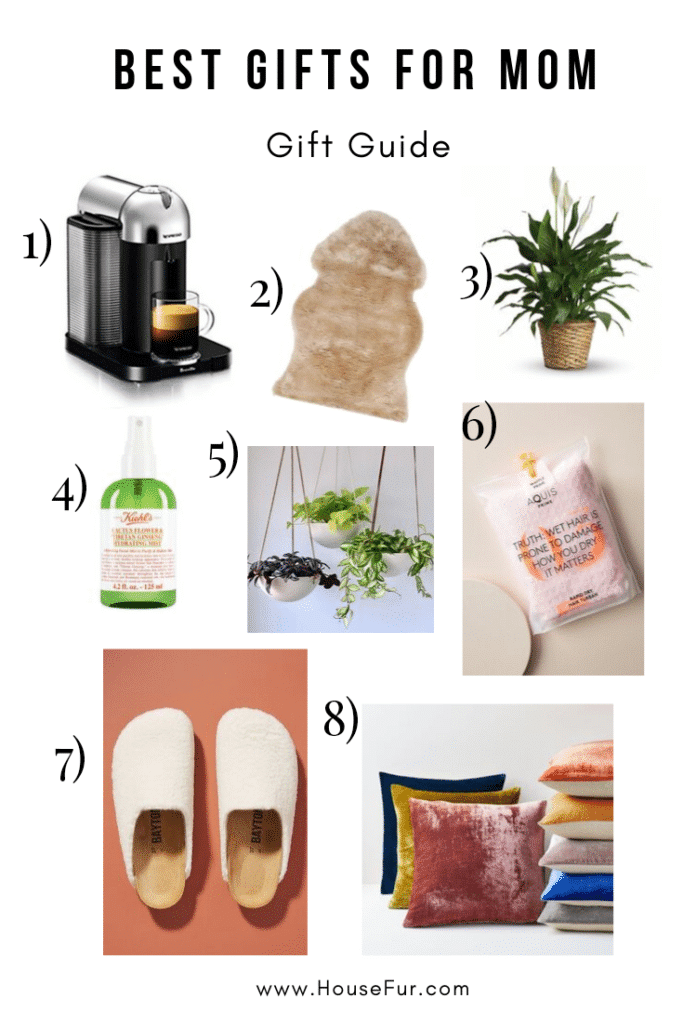 best gifts for mom gift guide