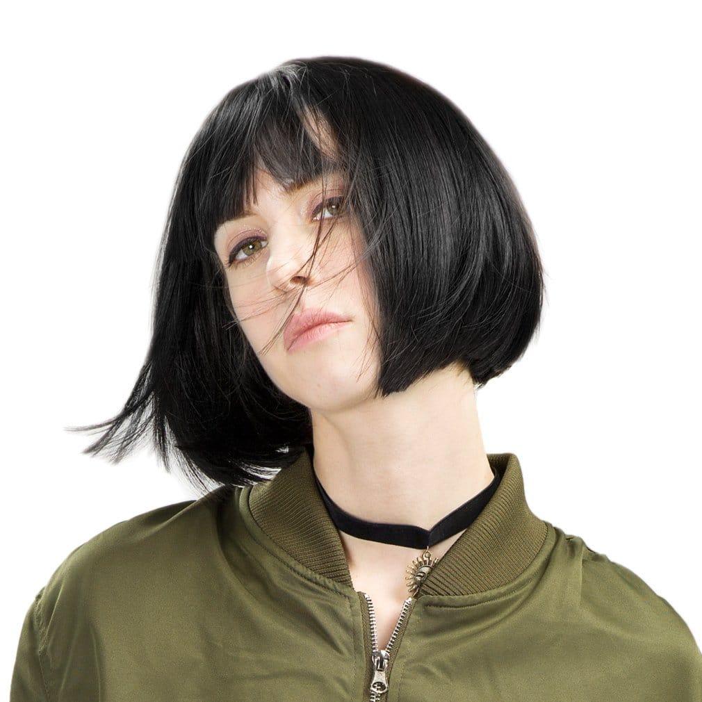 Mia Wallace wig