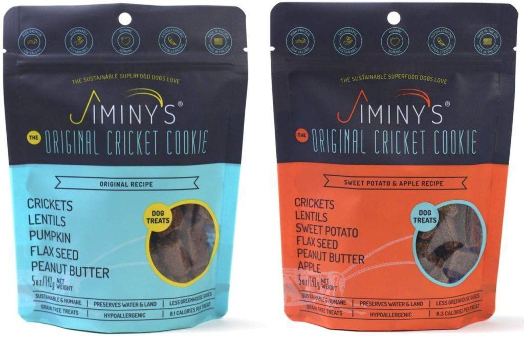 cricket protein dog treats