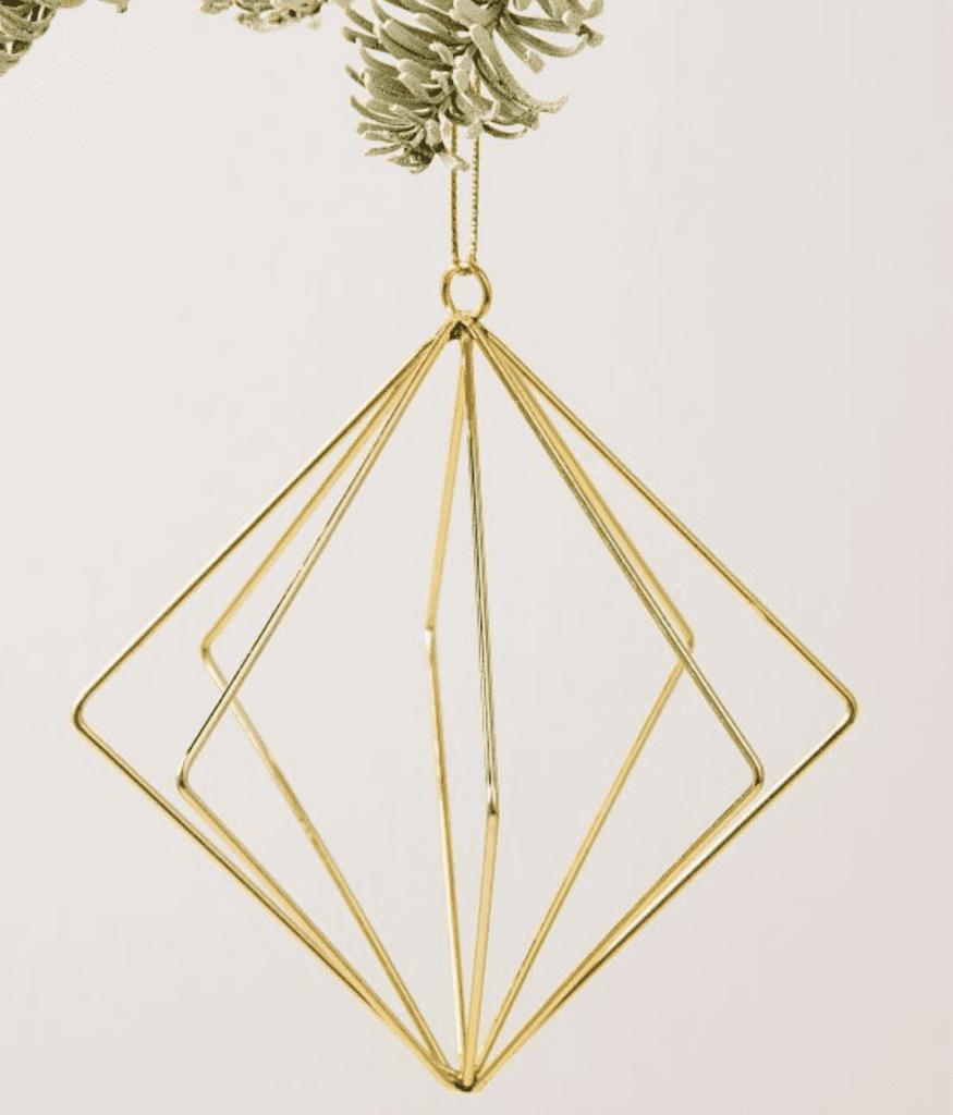 west elm ornament