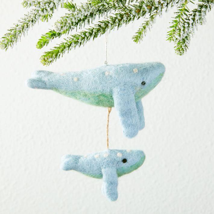 west elm christmas ornaments