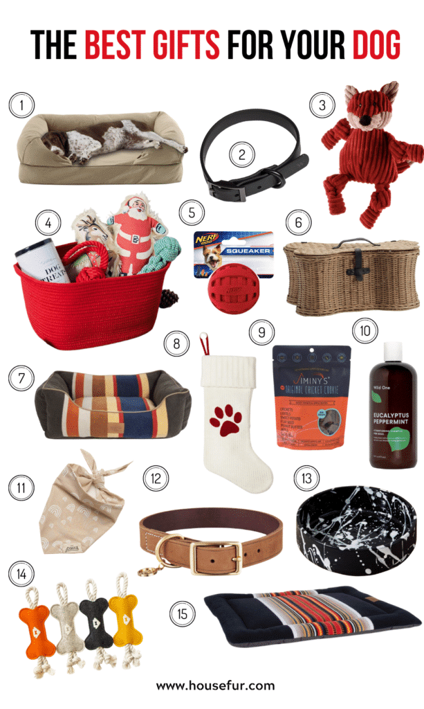holiday gifts for dogs