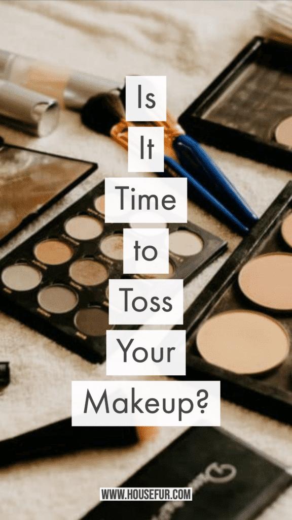 Is It Time to Toss Your Makeup?