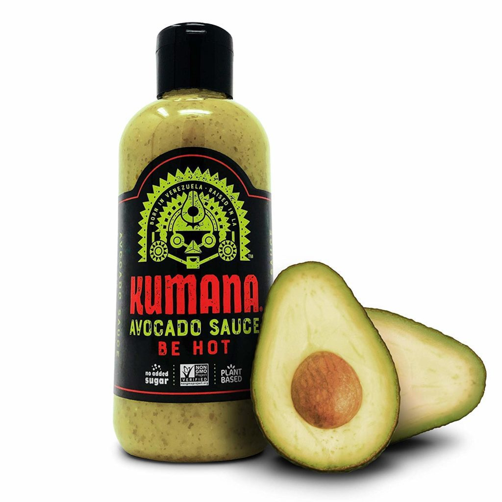 Kumana Avocado Hot Sauce