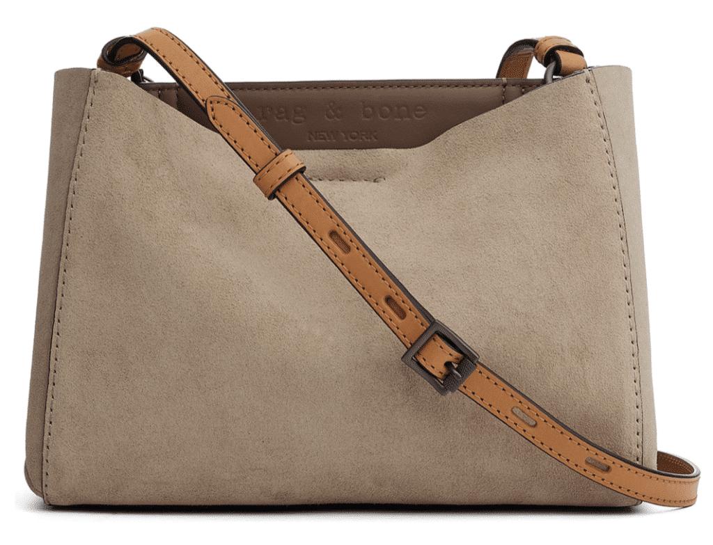 Passenger Leather Crossbody Bag RAG & BONE