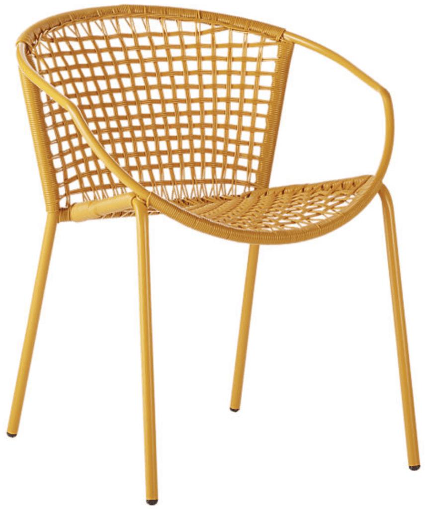 Sophia cane chair