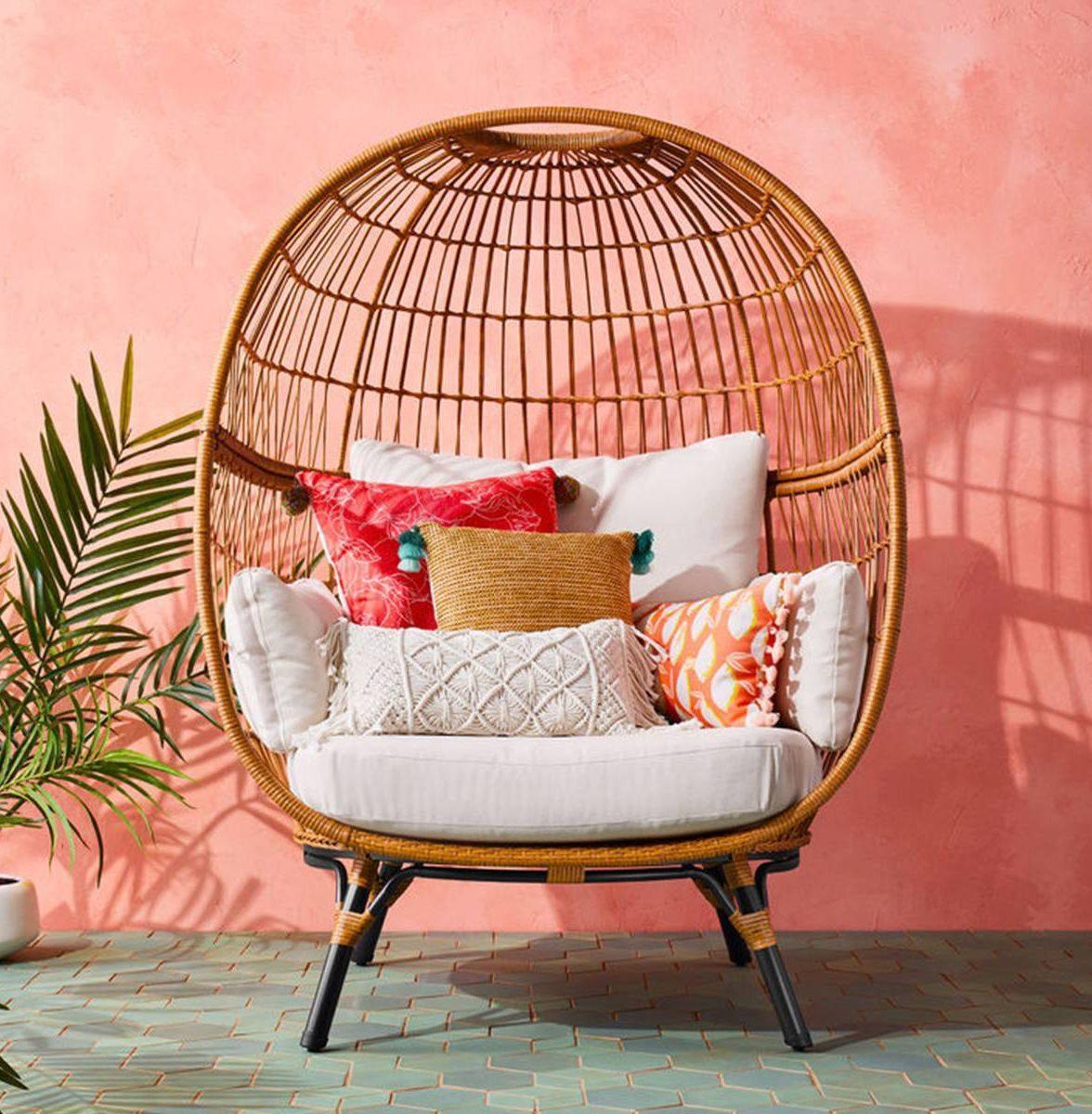 target patio egg chair