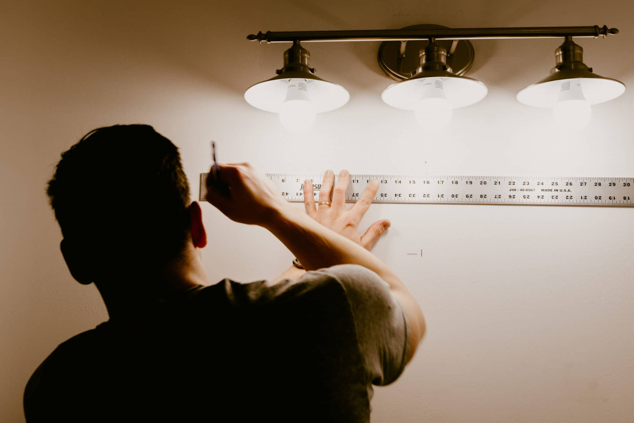 you can easily improve your home without breaking the bank and you will probably increase the value of your home, too!