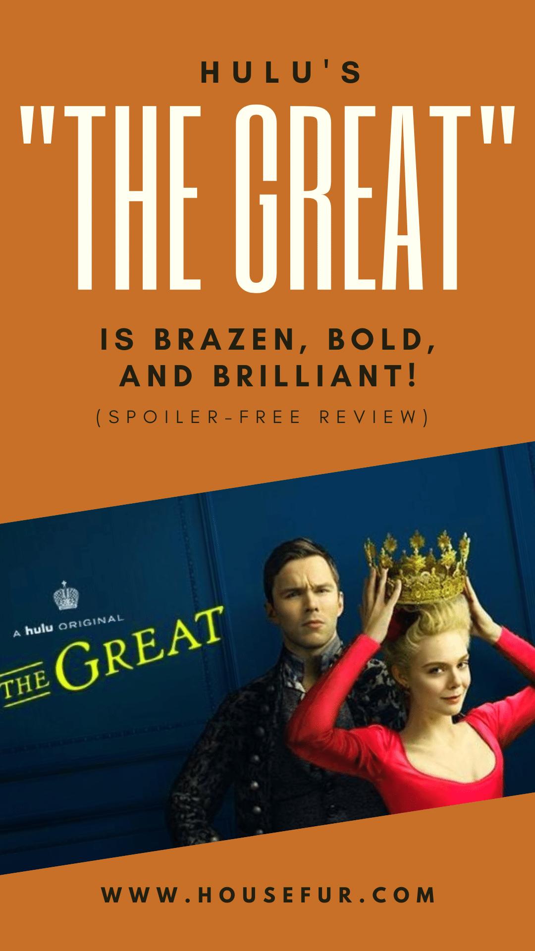 Hulu The Great