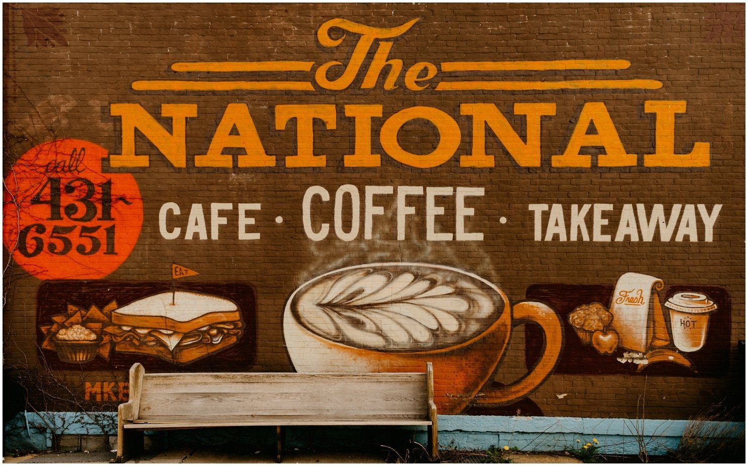 The National Cafe Milwaukee Wisconsin