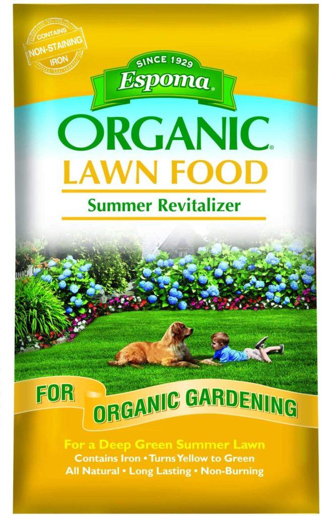 Espoma EOSR30 Organic Summer Fertilizer
