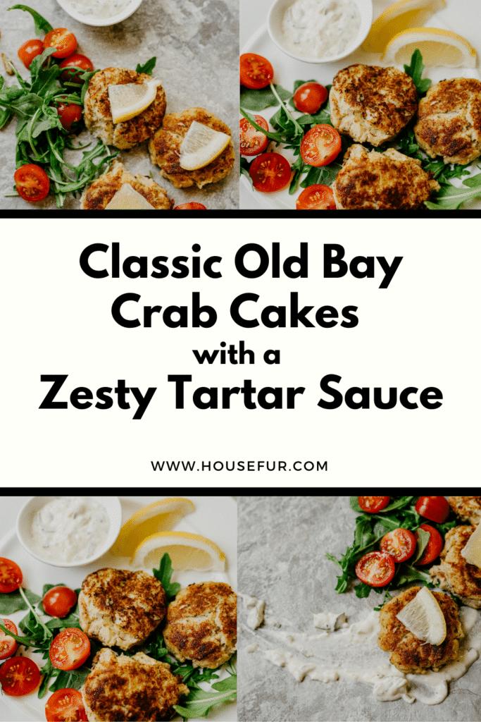 Classic Crab Cakes