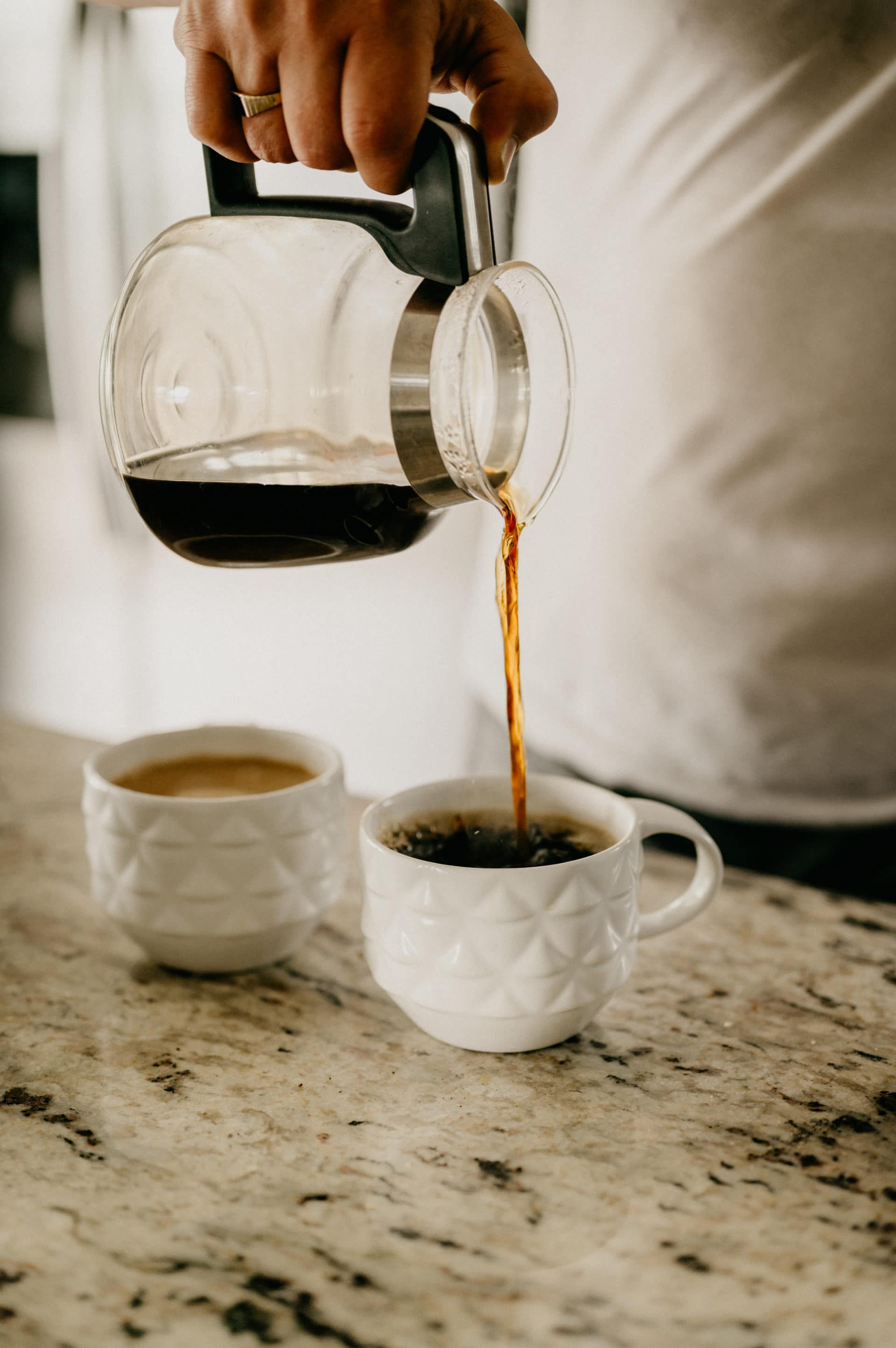 make perfect cup of coffee