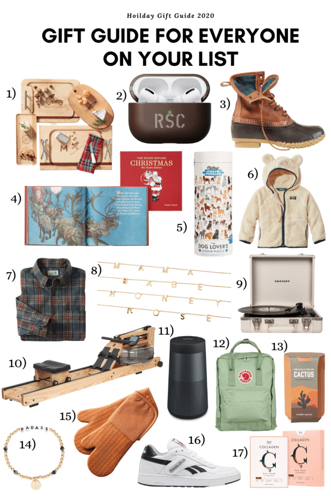 2020 gift guide for anyone
