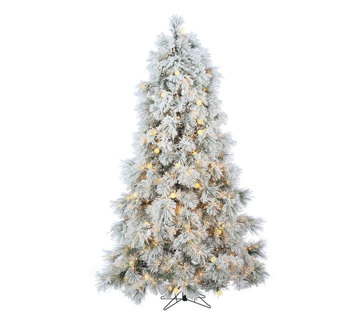 arctic artificial Christmas tree