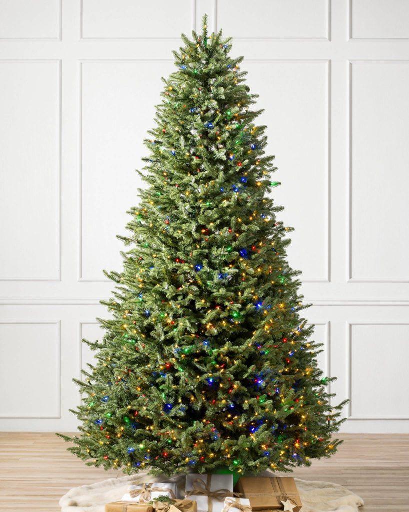 Artificial Balsom Fir Christmas Tree