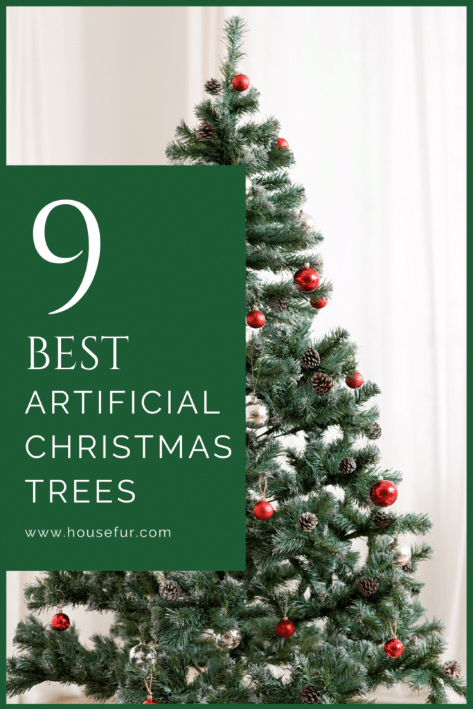 The best artifical christmas trees3