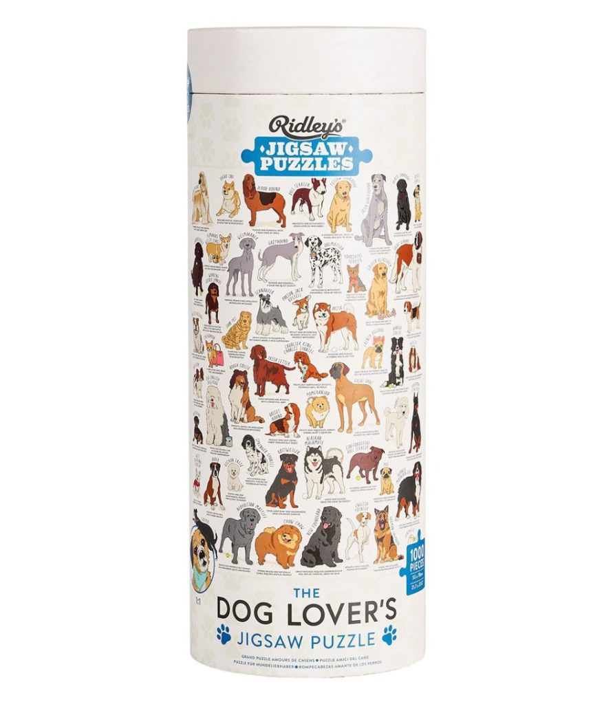 dog lover puzzle