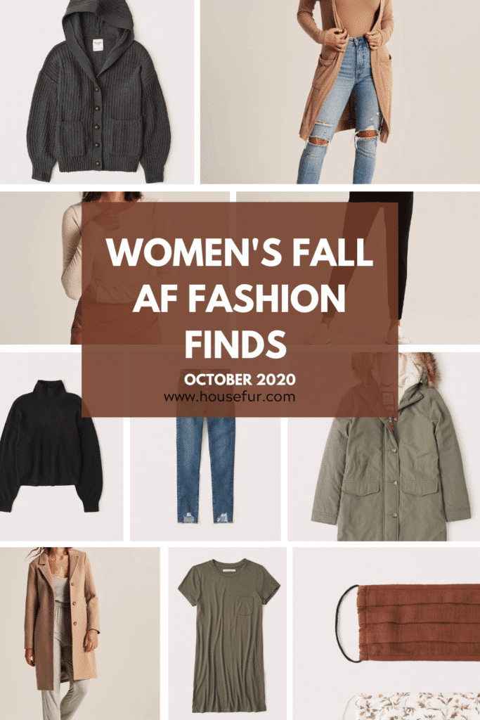 women fall fashion finds Abercrombie