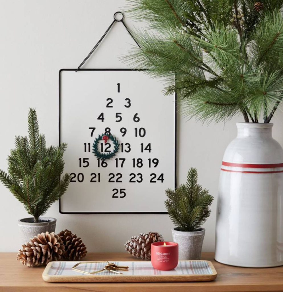 magnolia advent calendar target