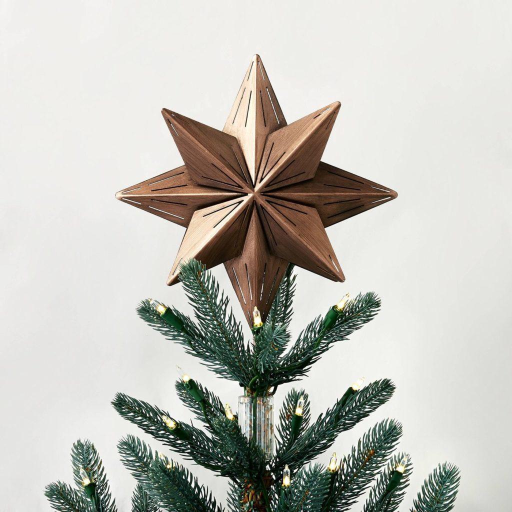 hearth and hand christmas tree star
