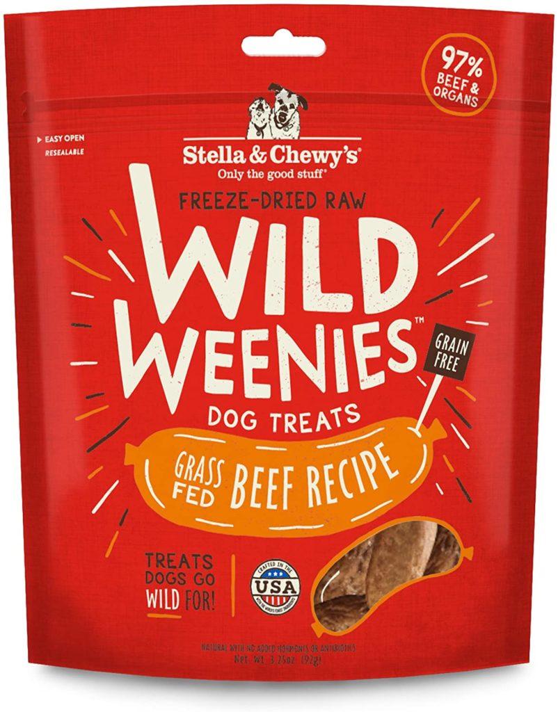 Stella beef weenies