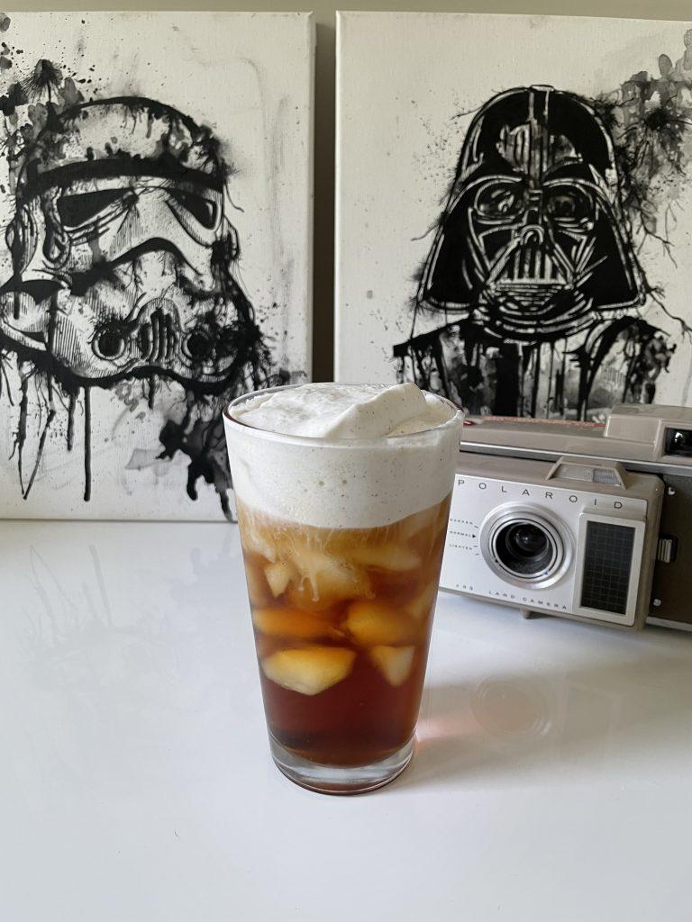 copycat Starbucks cold foam cold brew
