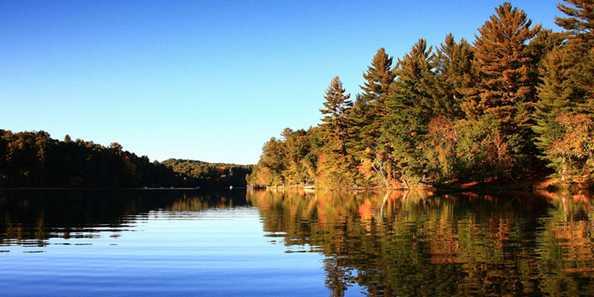 mirror lake Wisconsin