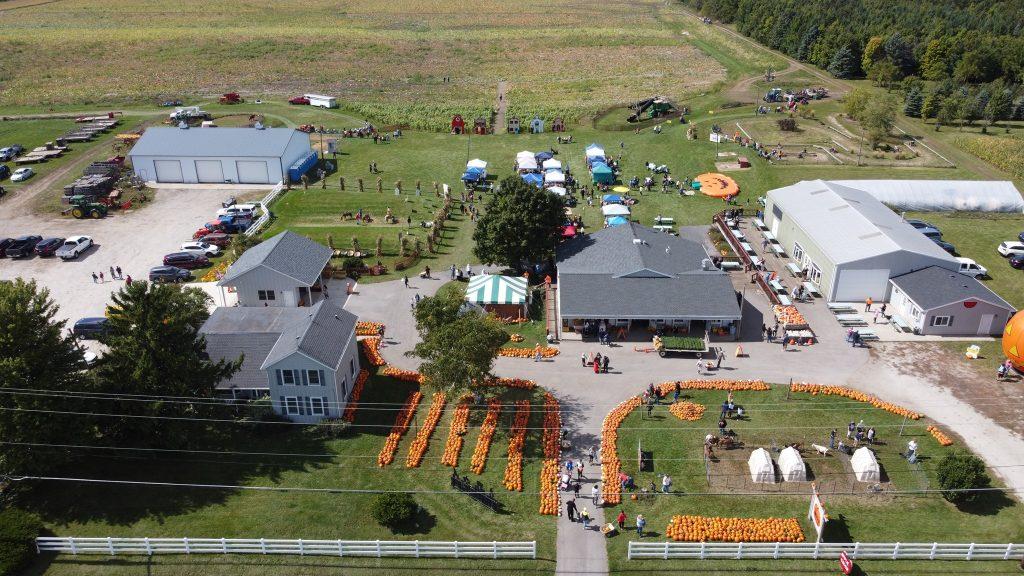 Swans Pumpkin Farm