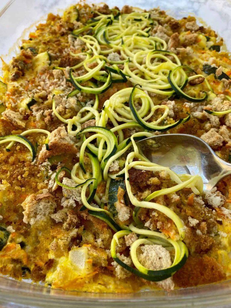 zucchini stuffing
