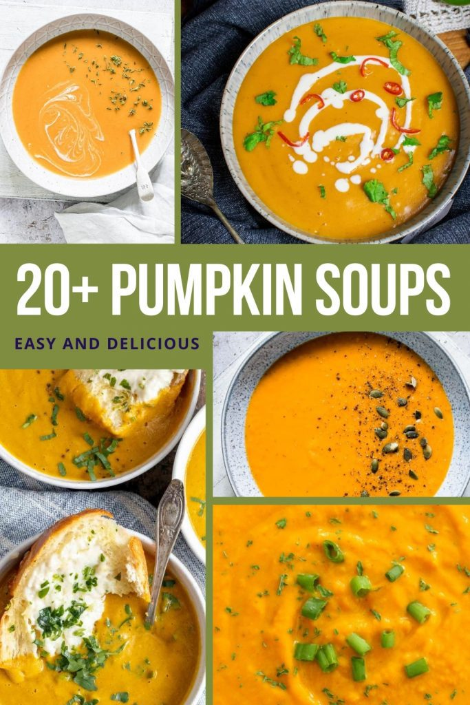 easy pumpkin soups