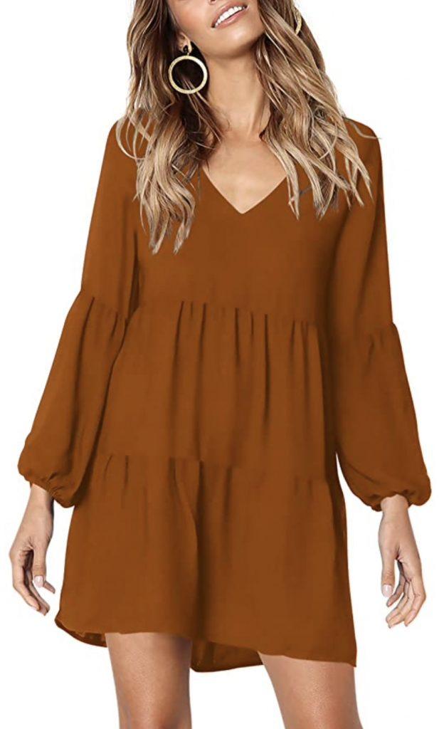 fall dress women